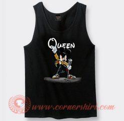 Queen Freddie Mercury Mickey Mouse Custom Tank Top