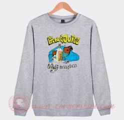Snoop Dogg Gin And Juice Custom Sweatshirt
