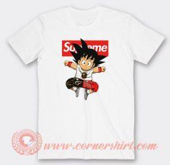 Supreme Dragon Ball Custom T-Shirts