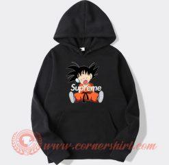 Supreme Goku Sleep Custom Hoodie