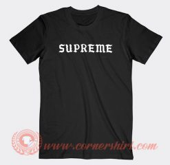 Supreme Inyoung Kpop Custom T-Shirts