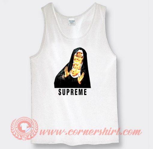 Supreme Nun Custom Tank Top