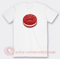 Supreme Oreo Custom T Shirts