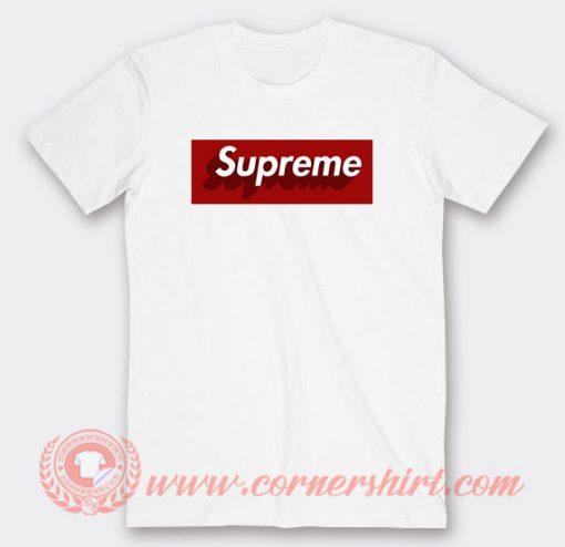 Supreme Shadow Custom T-Shirts