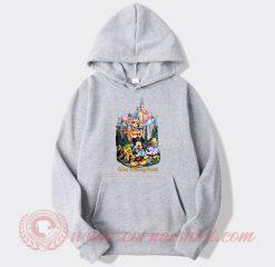 Vintage Disneyland Custom Hoodie