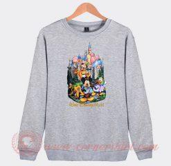 Vintage Disneyland Custom Sweatshirt