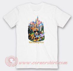 Vintage Disneyland Custom T Shirts