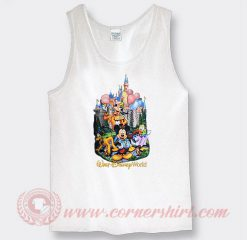 Vintage Disneyland Custom Tank Top