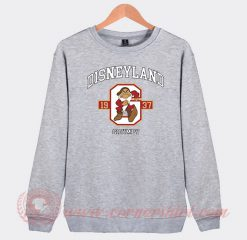 Vintage Grumpy Disneyland Custom Sweatshirt