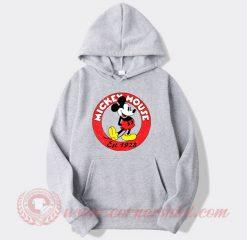 Vintage Mickey Mouse Est 1928 Custom Hoodie