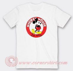 Vintage Mickey Mouse Est 1928 Custom T-Shirts