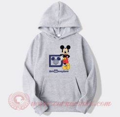 Walt Disney World Classic Custom Hoodie