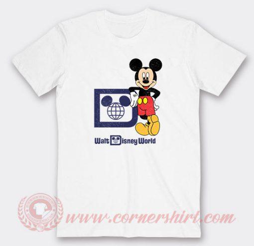 Walt Disney World Classic Custom T-Shirts