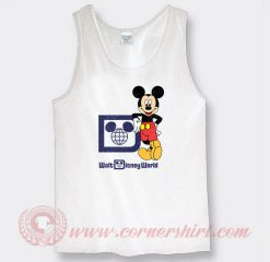 Walt Disney World Classic Custom Tank Top