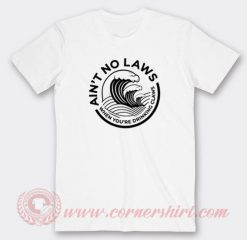 White Claw Summer Custom T Shirts