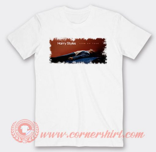 Harry Styles Live On Tour T-Shirts