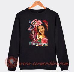 Selena Quintanilla Inspired Sweatshirt