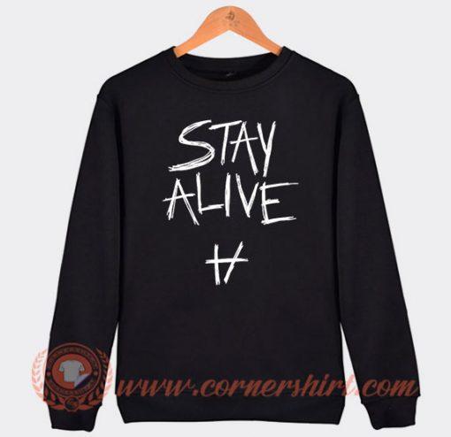 Stay Alive Twenty One Pilots Sweatshirt