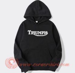 Triumph Motorcycle Custom Hoodie