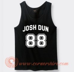 Twenty One Pilots Josh Dun Eighty Eight Tank Top