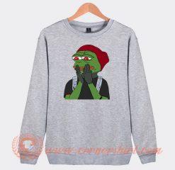 Twenty One Pilots Pepe Frog Sweatshirt
