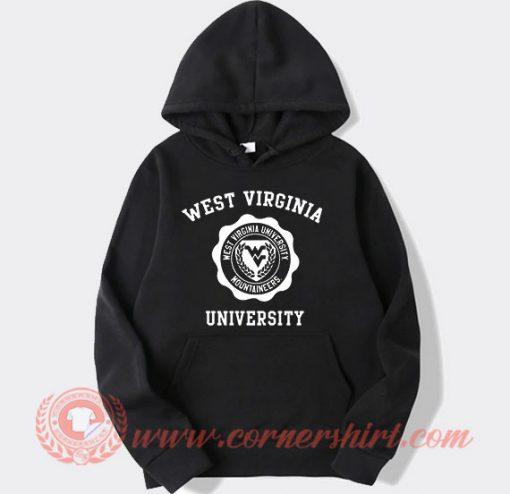 West Virginia University Custom Hoodie