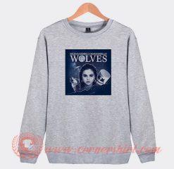 Wolves Selena Gomez feat Marshmello Sweatshirt