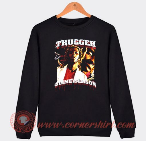 Young Thug And Lil Yachty Collabs Sweatshirt
