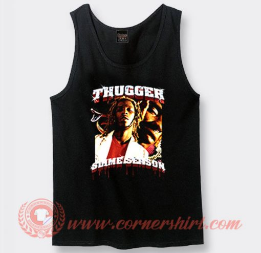 Young Thug And Lil Yachty Collabs Tank Top