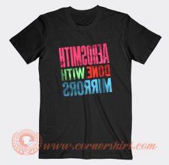 Aerosmith Done With Mirrors Album T-Shirt