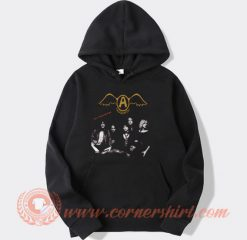 Aerosmith Get Your Wings Album Hoodie