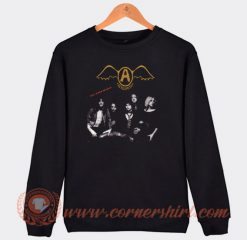 Aerosmith Get Your Wings Album Sweatshirt