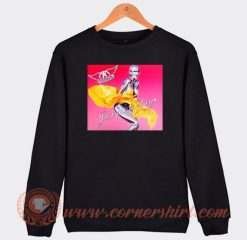 Aerosmith Just Push Play Album Sweatshirt