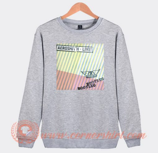 Aerosmith Live Bootleg Sweatshirt
