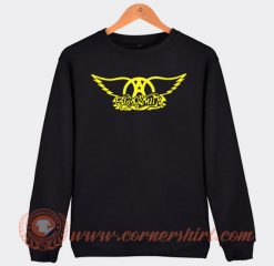 Aerosmith Logo Sweatshirt