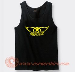 Aerosmith Logo Tank Top