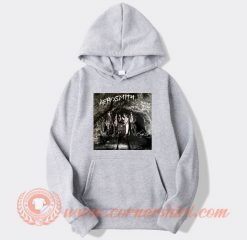 Aerosmith Night in The Ruts Album Hoodie