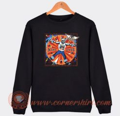 Aerosmith Nine Lives Album Sweatshirt