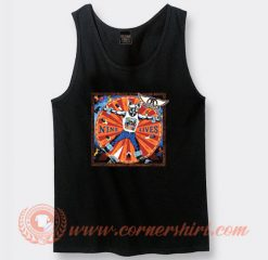 Aerosmith Nine Lives Album Tank Top