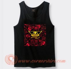 Aerosmith Permanent Vacation Album Tank Top