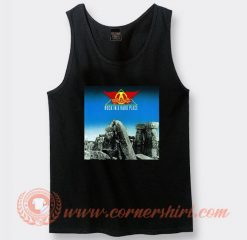 Aerosmith Rocks in a Hard Place Album Tank Top
