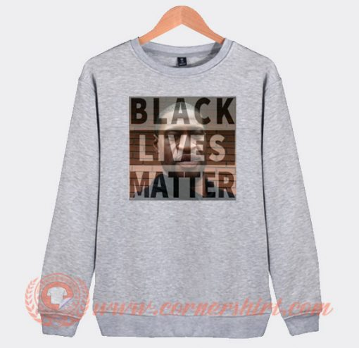 Black Lives Matter George Floyd Sweatshirt
