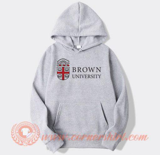 Brown University Hoodie