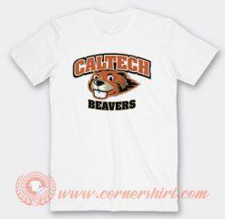 Caltech Beavers Mascot T-Shirt