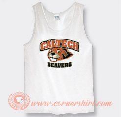 Caltech Beavers Mascot Tank Top