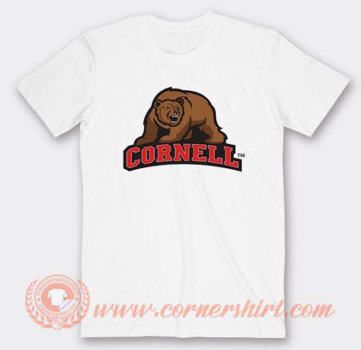 Cornell Big Red Mascot T-Shirt