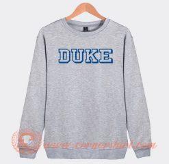 Duke University Basketball Sweatshirt