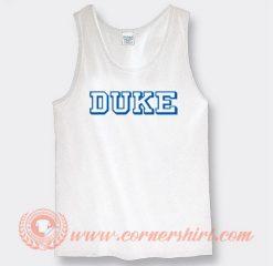 Duke University Basketball Tank Top