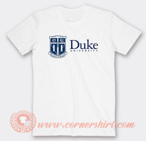 Duke University Logo T-Shirt