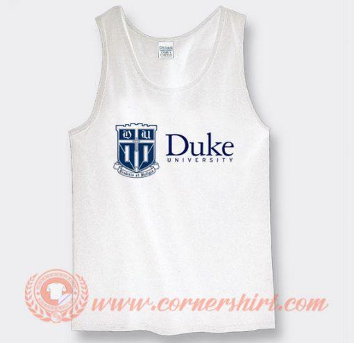 Duke University Logo Tank Top